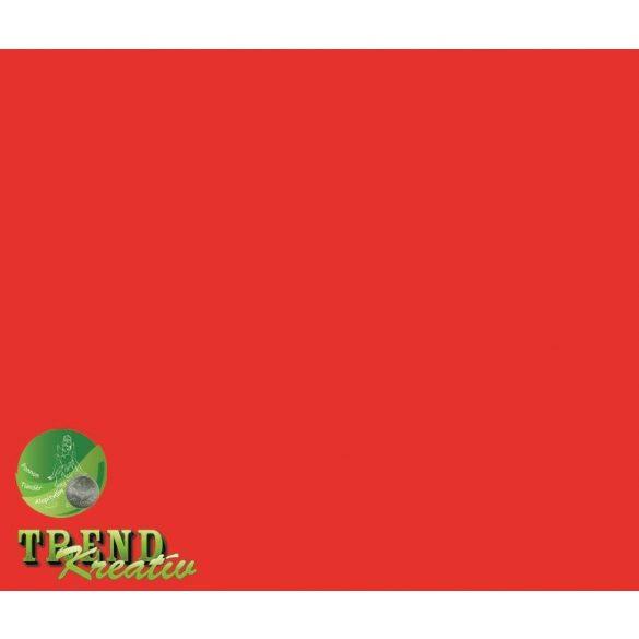 Színes lapok vörös intenzív KreatívTREND A/4 (210x297mm) 80g 10ív