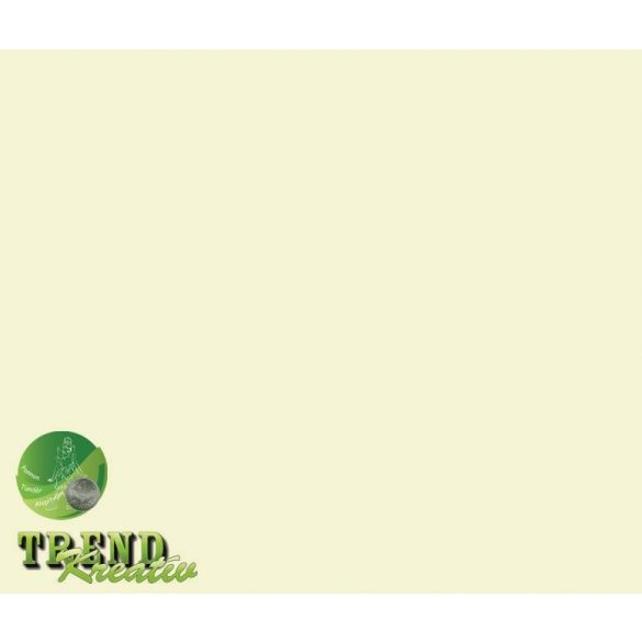 Színes lapok krém pasztell KreatívTREND A/4 (210x297mm) 80g 10ív