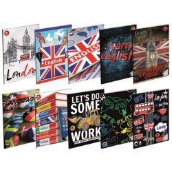 Füzet 31-32 szótár T-Creatív A/5 (148x210mm) 32lap