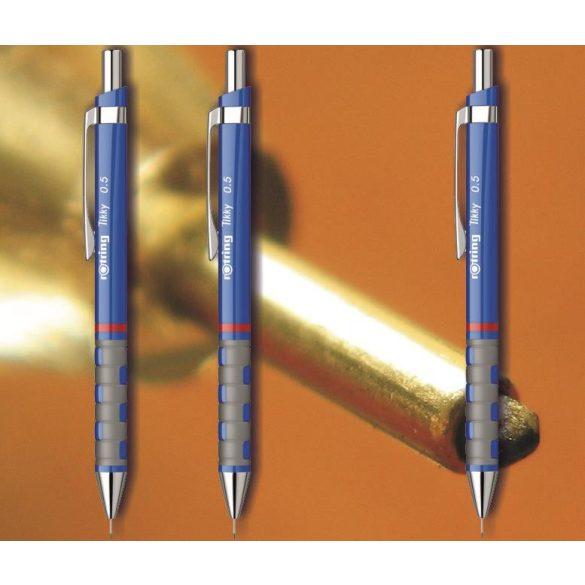 Pixirón 0,5mm Tikky III Rotring - kék tolltest