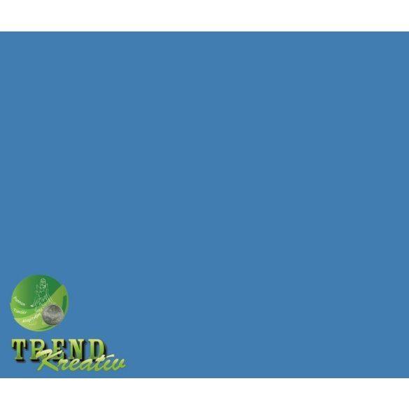 Dekorkarton kétoldalú kék intenzív KreatívTREND 640x450mm 240g
