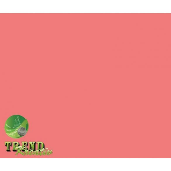Dekorkarton kétoldalú rózsaszín intenzív KreatívTREND A/4 (210x297mm) 240g