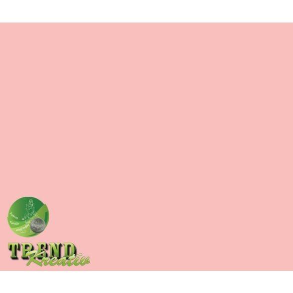 Dekorkarton kétoldalú világos rózsaszín pasztell KreatívTREND A/4 (210x297mm) 240g