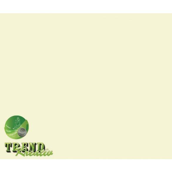 Dekorkarton kétoldalú krém pasztell KreatívTREND A/4 (210x297mm) 240g