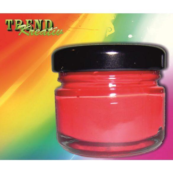 Tempera piros KreatívTREND 25ml