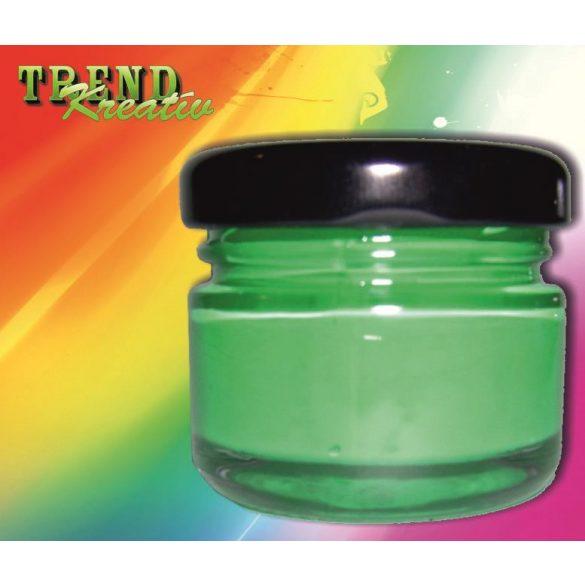 Tempera zöld KreatívTREND 25ml