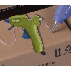 Ragasztópisztoly Craft Extol 25W - 7,2mm ragasztórúd