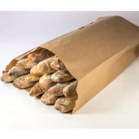 Zacskó papír élelmiszer csomagoló