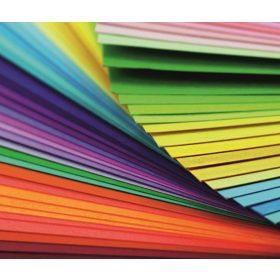 Magas grammsúlyú színes fénymásoló papír