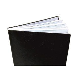 Műanyagfedelű beíró füzet