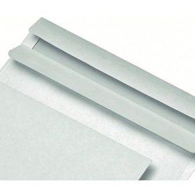 Öntapadós fehér boríték