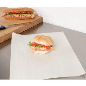 Íves papír élelmiszer csomagoló