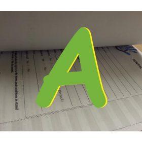 """""""A"""" jelű nyomtatvány"""