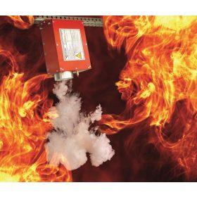 Tűzvédelmi matrica
